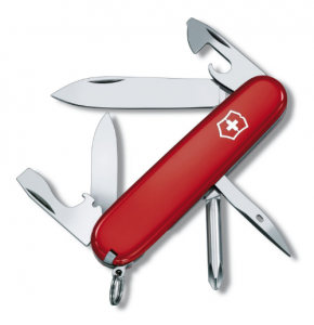 A Good Pocket Knife for Kids is a Swiss Army Knife