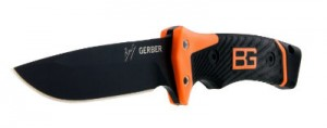 A Review of the Bear Grylls Ultimate Pro knife by Gerber Gear