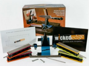 Wicked Edge Precision Sharpener