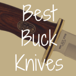 What's the Best Buck Knife?