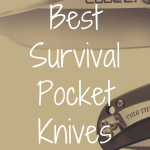 What's the Best Survival Pocket Knife?