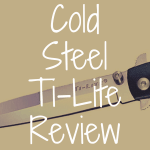 Cold Steel Ti-Lite review