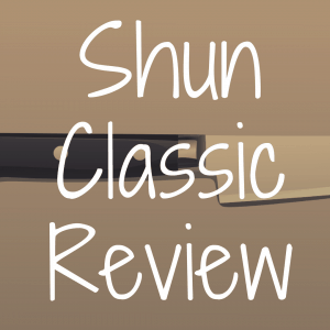 Shun Classic Chef's Knife review