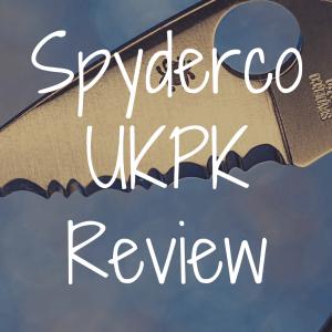 Spyderco UKPK review