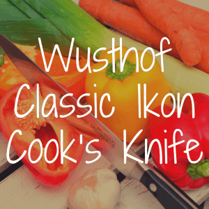 Wusthof Classic Ikon Cook's Knife review