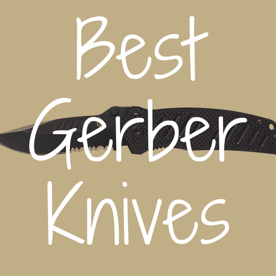 What's the Best Gerber Knife?
