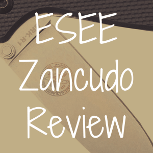 ESEE Zancudo review