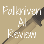 Fallkniven A1 review