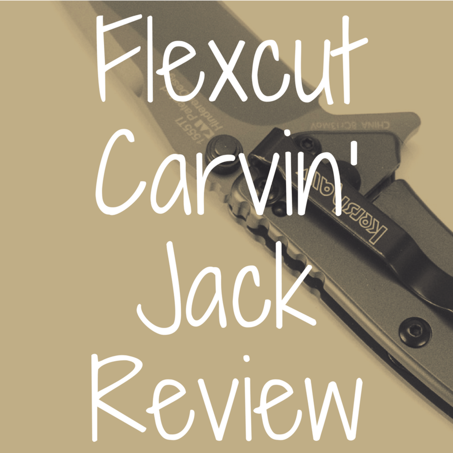 Flexcut Carvin' Jack review