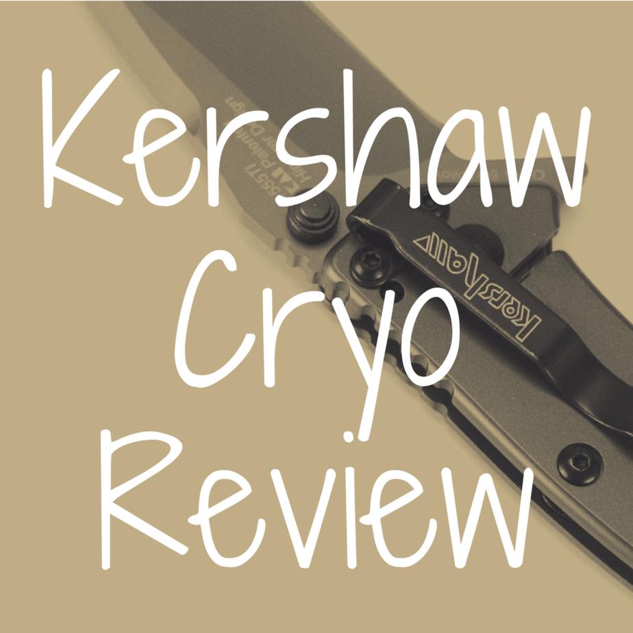 Kershaw Cryo review