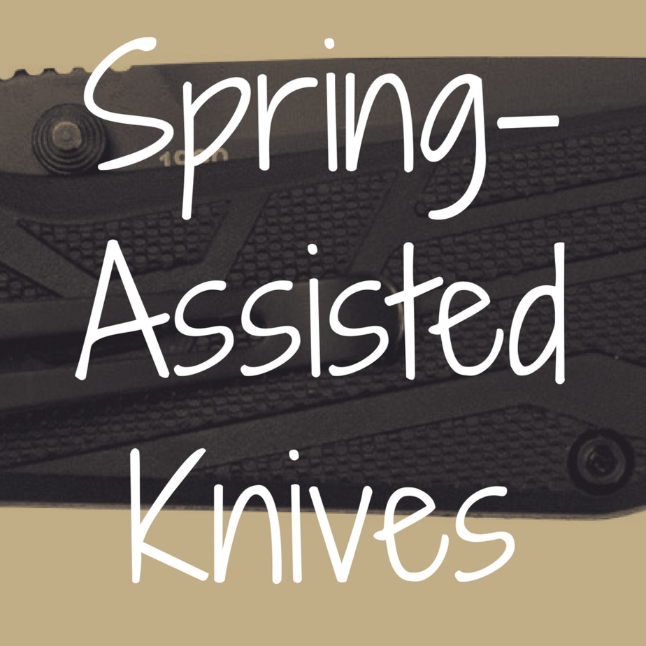 What Are the Best Spring-Assisted Knives Under $50?