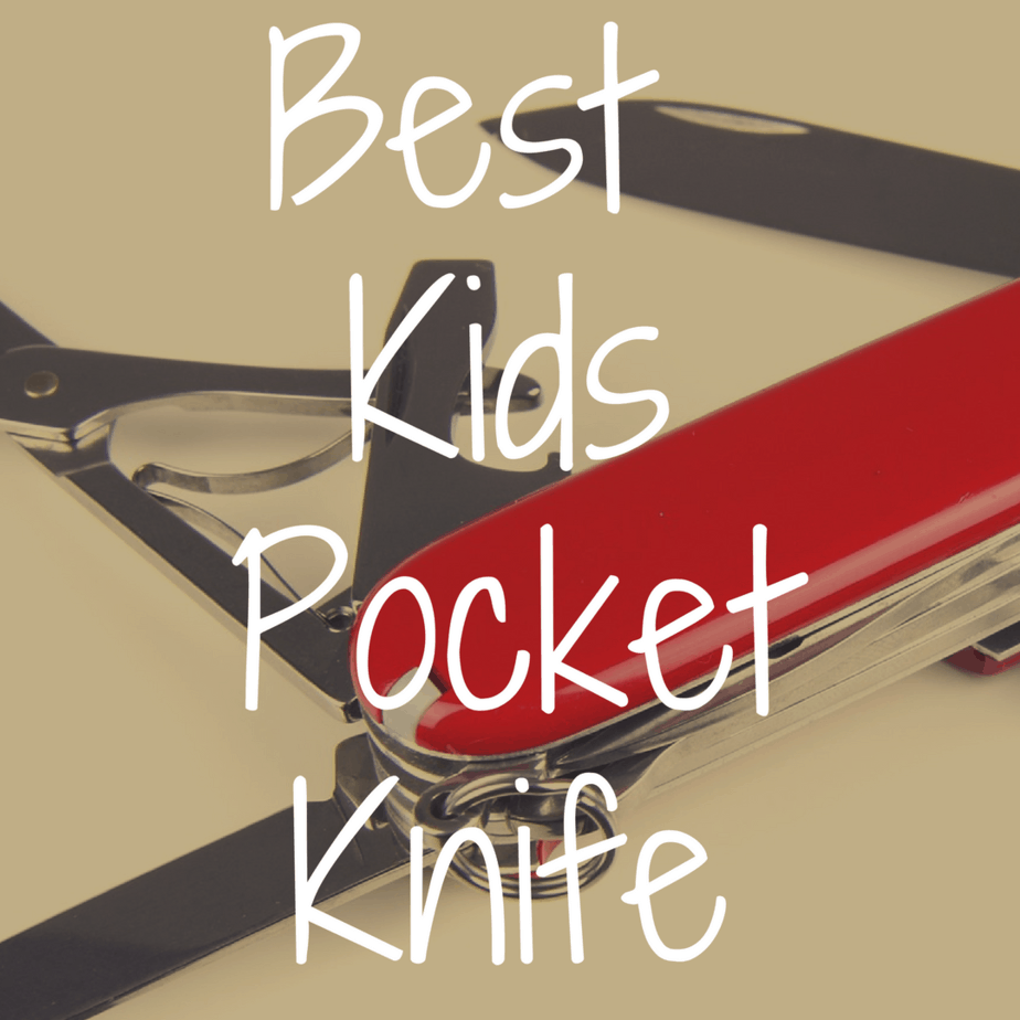 How to Select the Best Kids Pocket Knife?