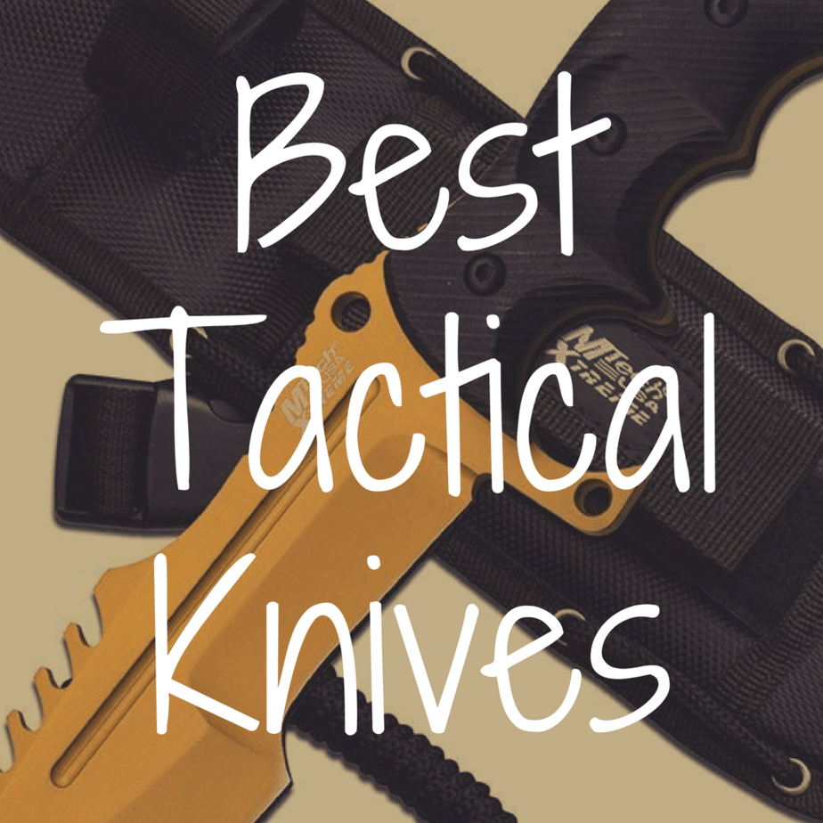 What's the Best Tactical Knife to Purchase?