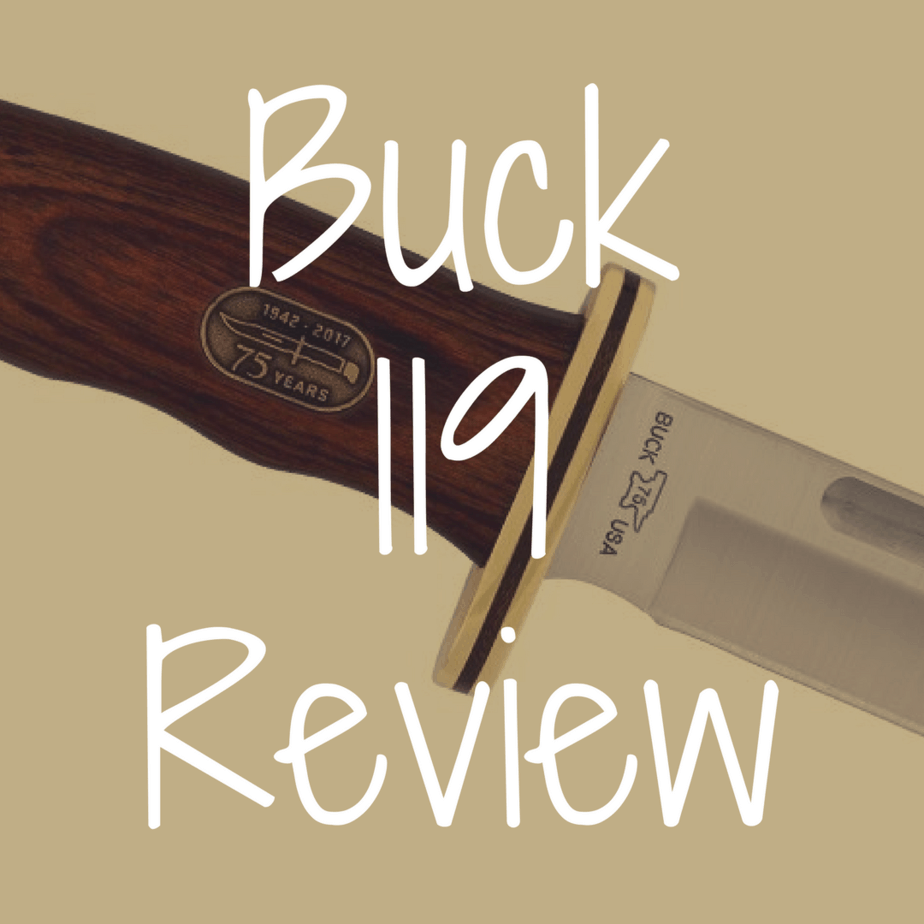 Buck 119 Review