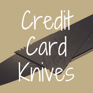 How to Choose the Best Credit Card Knife?