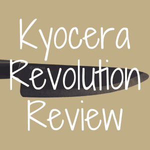 Kyocera Revolution review