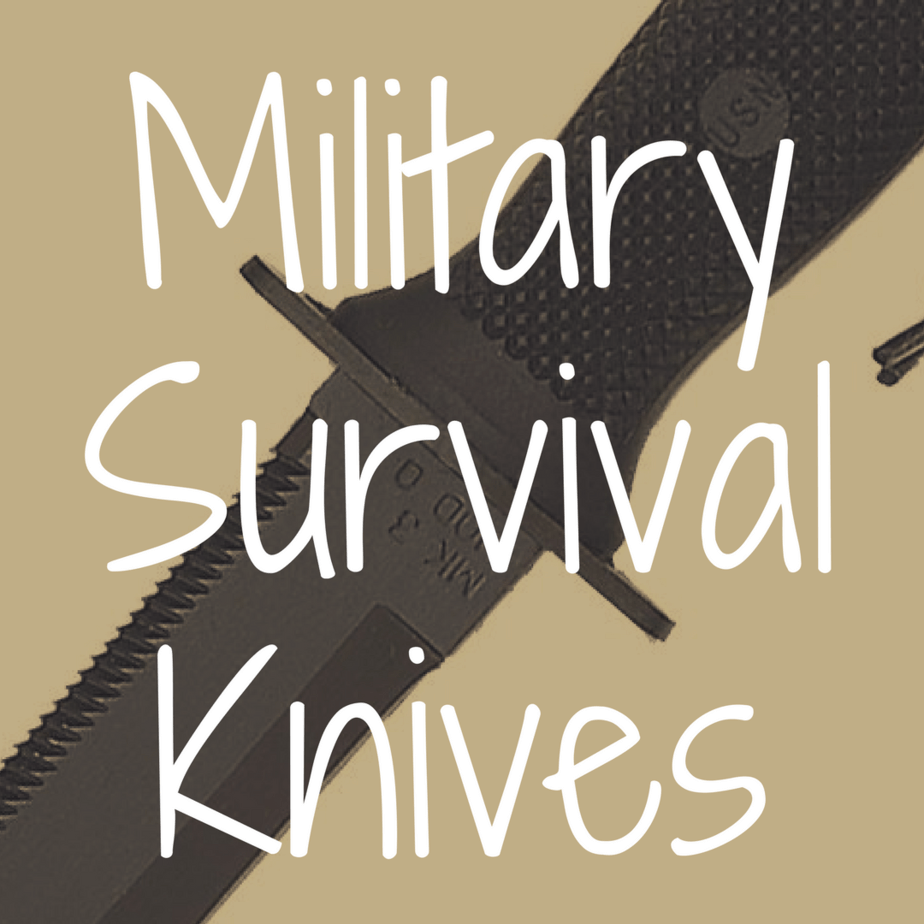 What's the Best Military Survival Knife?