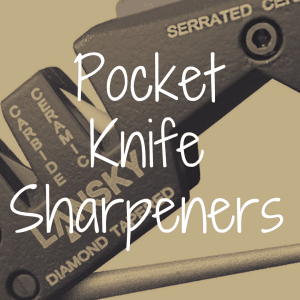 What's the Best Sharpener for Pocket Knives?