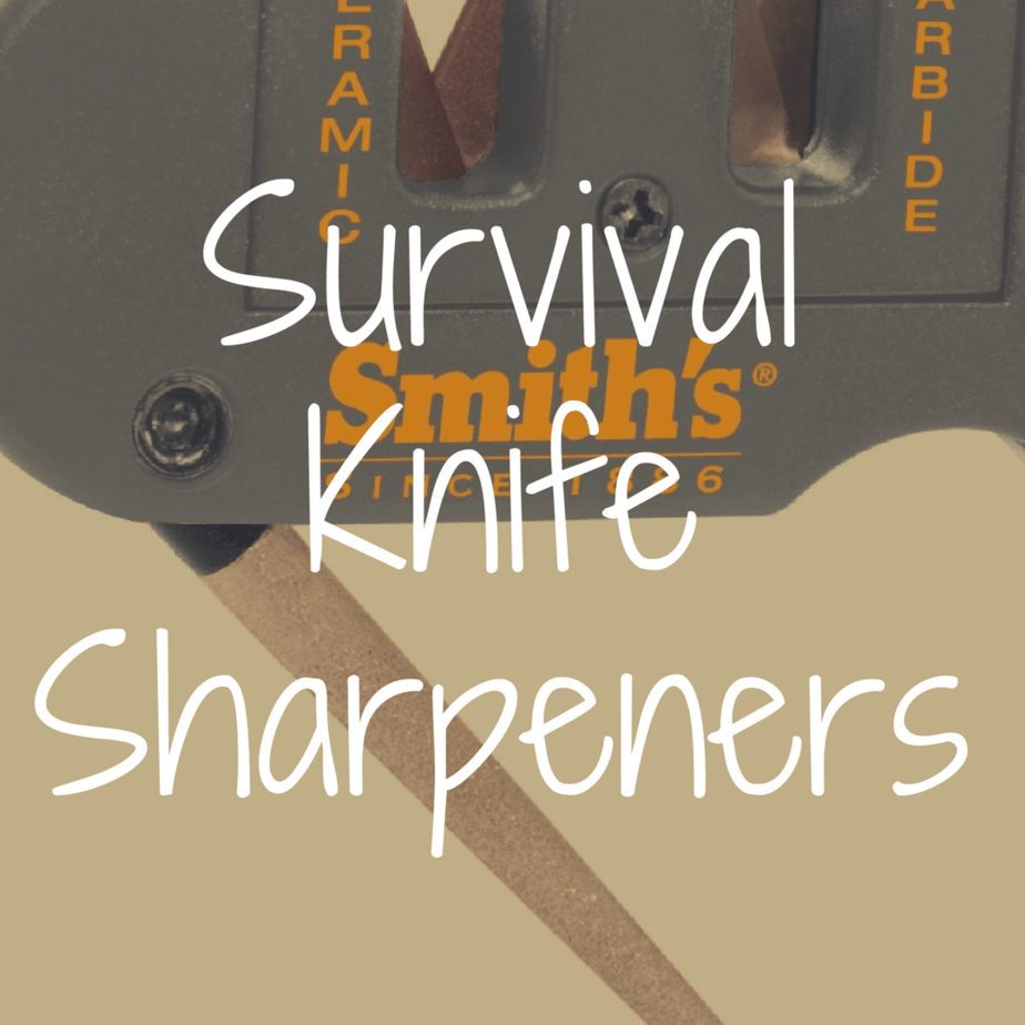 What's the Best Survival Knife Sharpener?