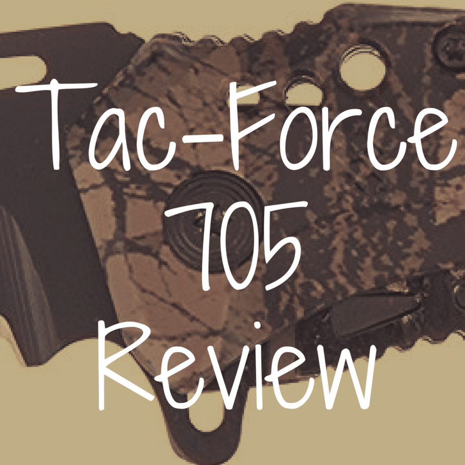Tac-Force 705 Review