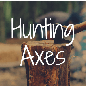 What is the Best Hunting Axe On the Market?