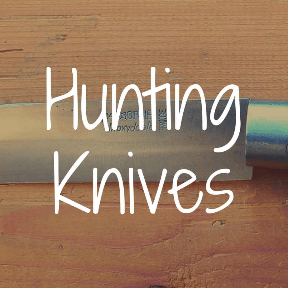 What are the Best Hunting Knives for Deer?